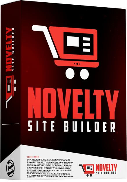 Novelty Site Builder By Igor Burban and OTO Upsell