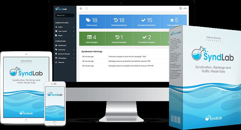 SyndLab 2.0 Pro Review - Buy SyndLab 2.0