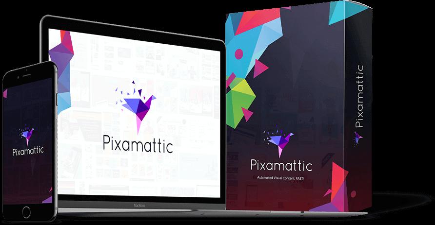 Pixamattic Pro OTOs