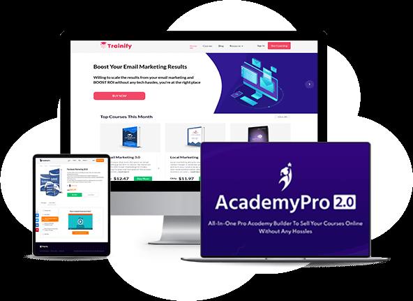 AcademyPro 2.0 OTO