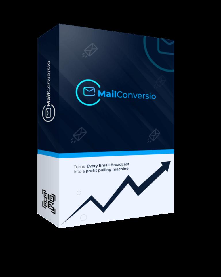 MailConversio OTO JVZoo