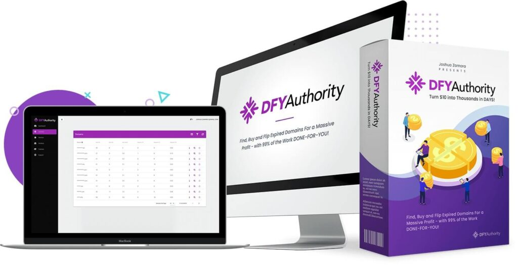 DFY Authority OTO