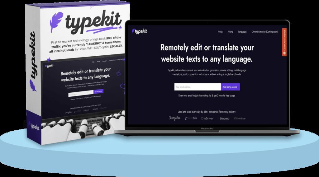 TypeKit OTO 1 - OTO 2