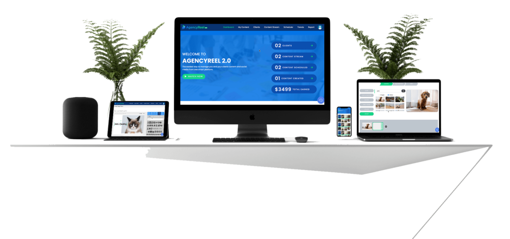AgencyReel 2.0 OTOs Upsells