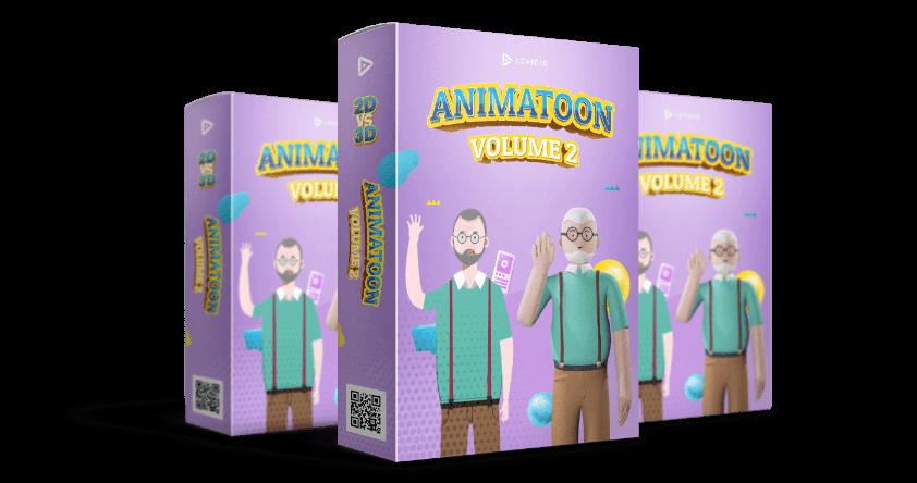 Download Levidio Animatoon Volume 2 - Levidio Animatoon OTO