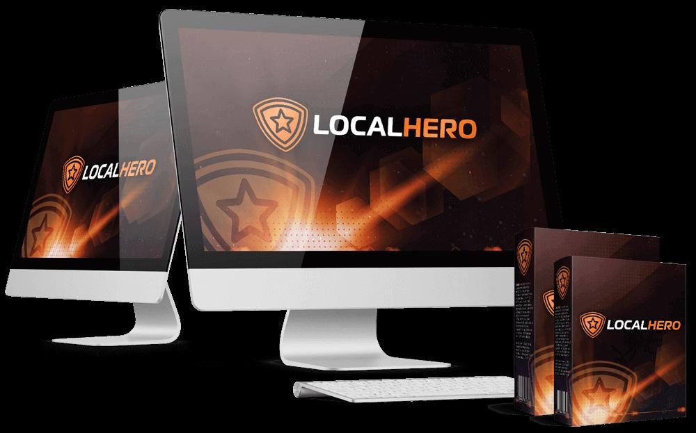 Local Hero OTO Links Upsell Upgrade Software