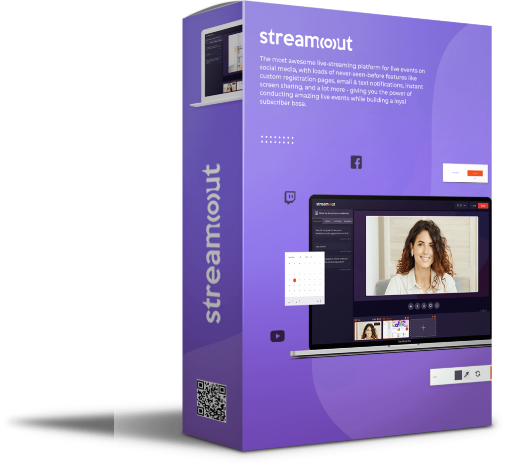 Stream Out OTO Upsells Review Demo Bonuses Software By Mario Brown
