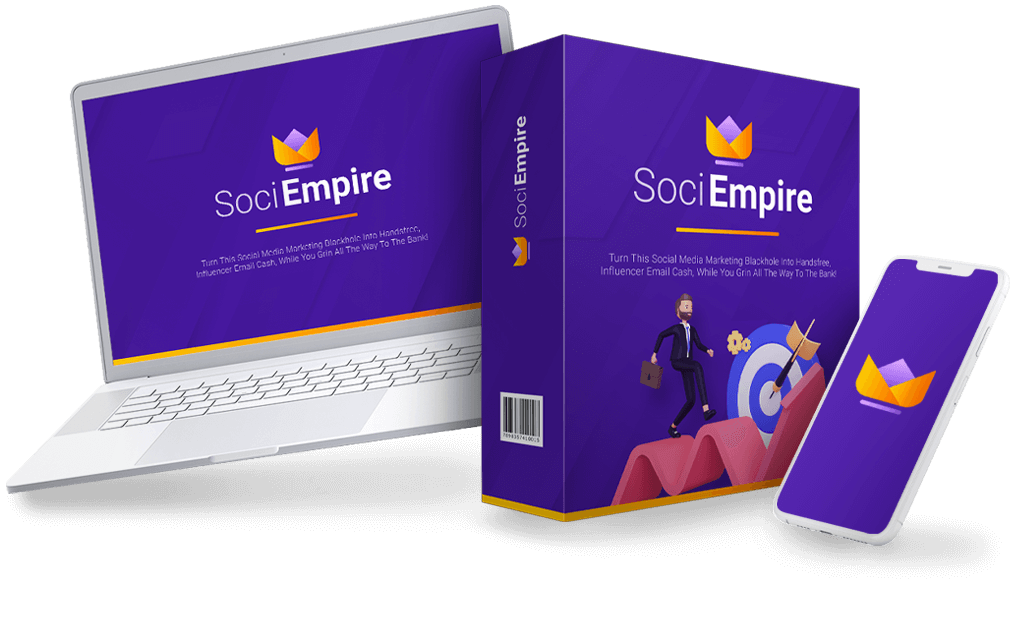 SociEmpire Software Review OTO Reviews OTOs Upsell Upsells By Cindy Donovan