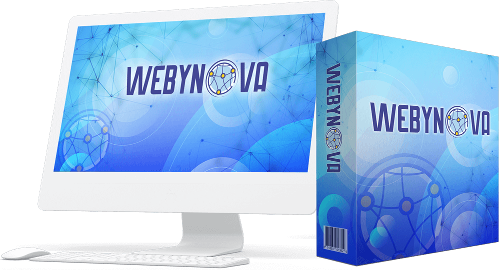 WebyNova Studio OTO OTOs Links Upgrade Software